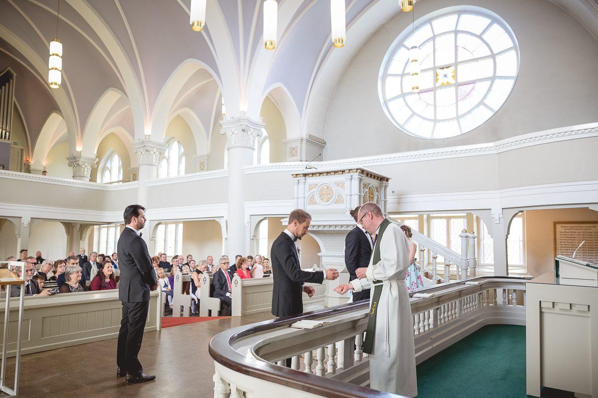 häät Kauhavan kirkossa (15)